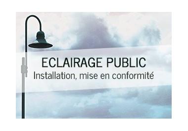 Eclairage public