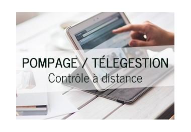 Télégestion / Pompage